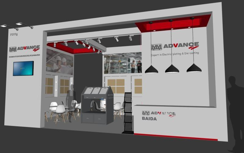 Adv booth